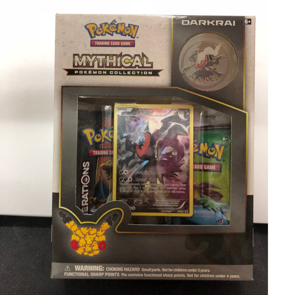 Pokémon Mythical Collection, Darkrai