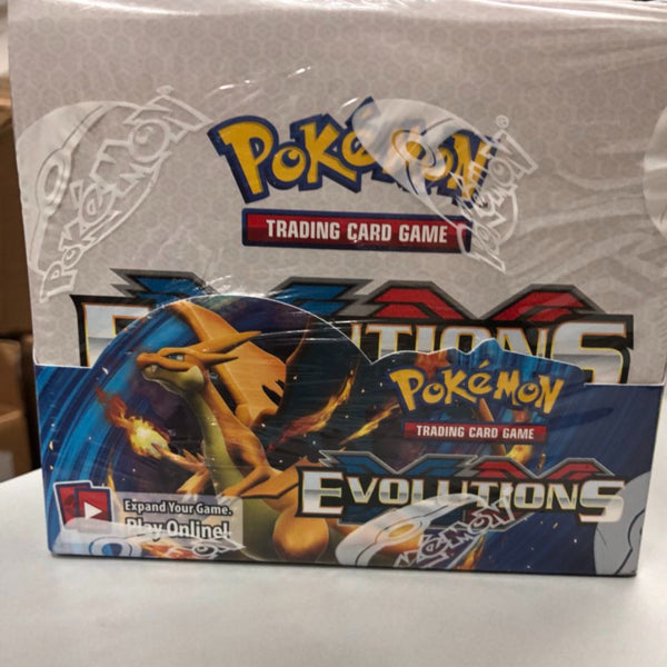 Pokémon X & Y - Evolutions 36-Pack Booster Box Factory Sealed