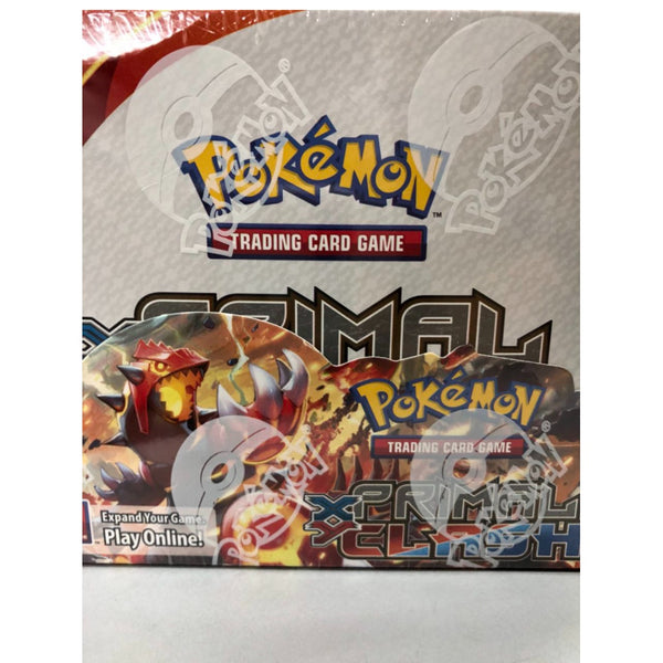 Pokémon X & Y - Primal Clash 36-Pack Booster Box Factory Sealed