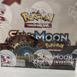 Pokémon Sun and Moon - Crimson Invasion 36-Pack Booster Box Factory Sealed