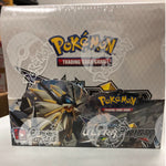 Pokémon Sun and Moon Ultra Prism 36-Pack Booster Box Factory Sealed