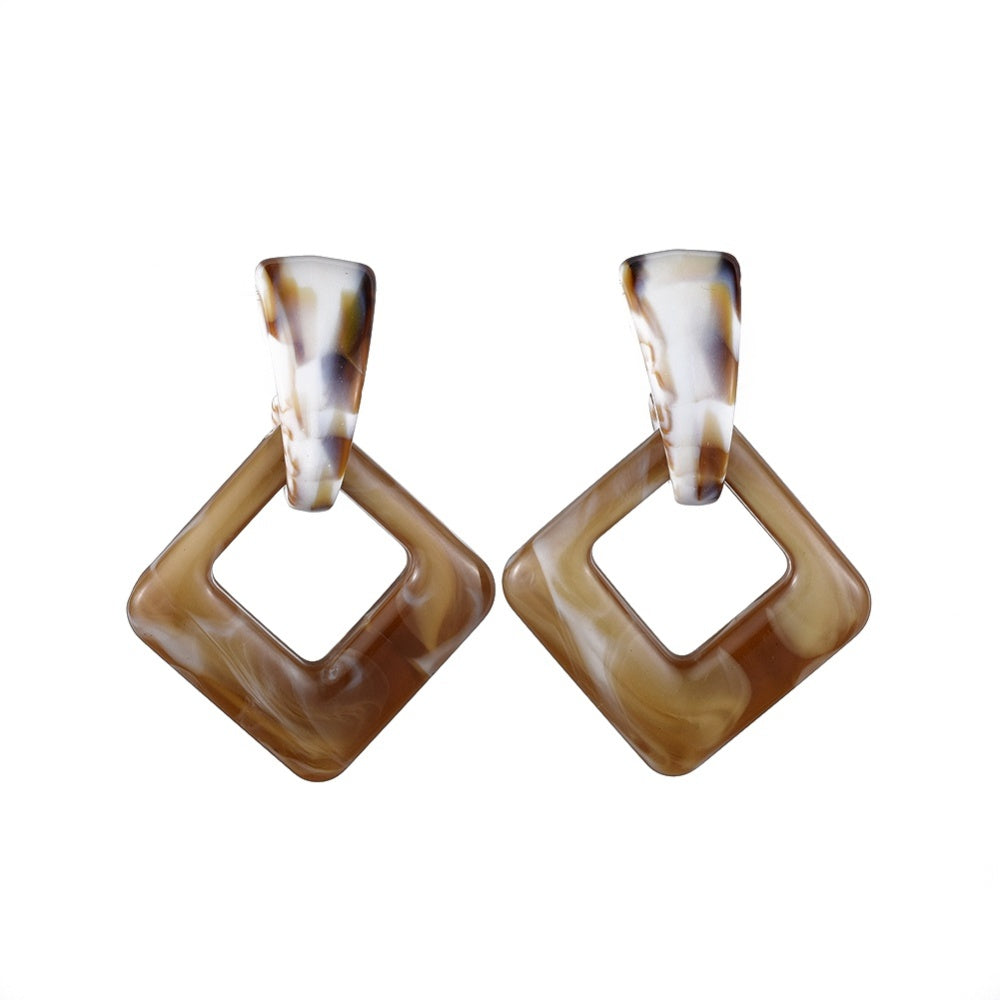 Sundae Drip Drop Earrings