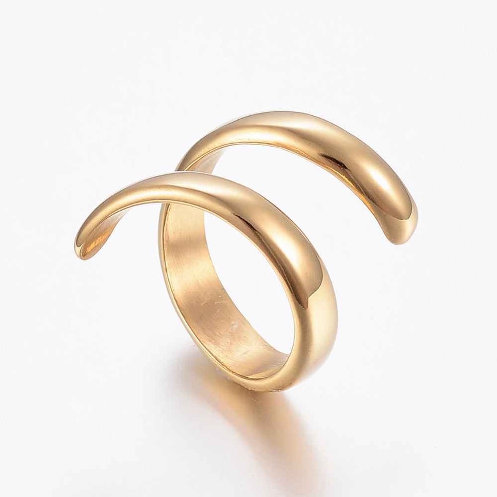 Curve Ball Ring