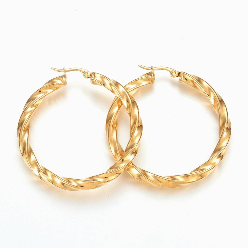 The Avenue's Hoop Earring