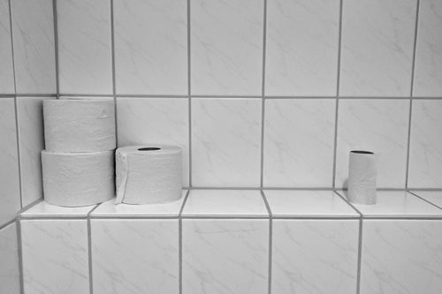 Why the Toilet Paper Should Be Spotless After You Go Number Two