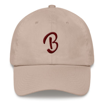 "The Classic ""B"" Dad Hat"