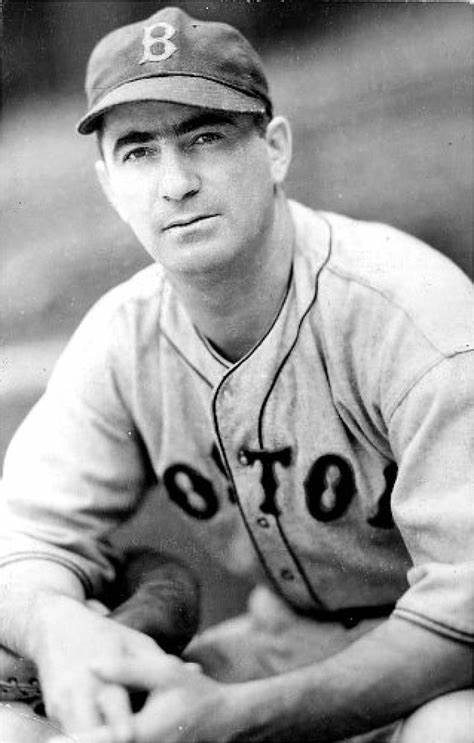 Moe Berg, Red Sox Legend, Catcher, and War Hero Spy.