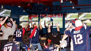 The Best Bars in the United States and Around the World to Watch Boston Sports!