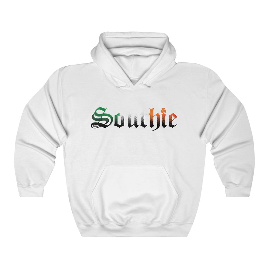 Unisex Outah-Wear Irish Southie Boston Hooded Sweatshirt