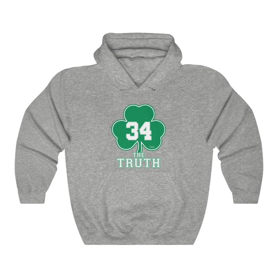 Unisex Outah-Wear The Truth #34 Hooded Sweatshirt