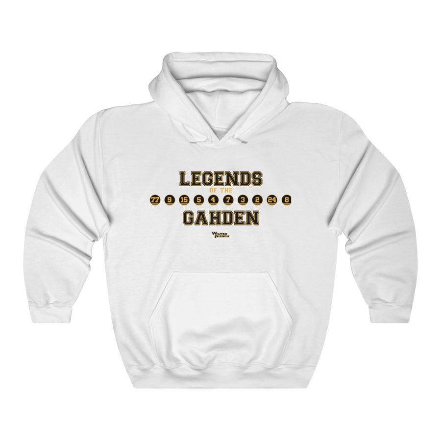 Unisex Outah-Wear Legends of the Gahden Hockey Heavy Blend™ Hooded Sweatshirt