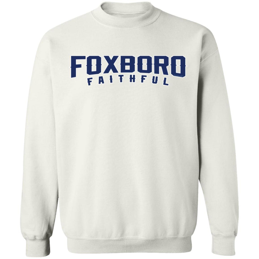 Foxboro Faithful Unisex Crewneck Outah-Wear Sweatshirt