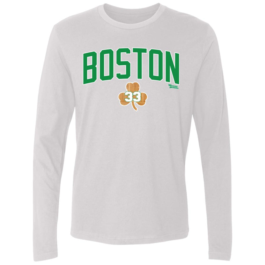 Men's Premium Cotton Boston #33 Shamrock