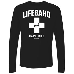 Men's Premium Cotton Lifegahd Cape Cod