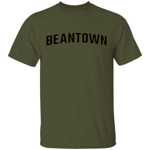 -Men's Premium Cotton Beantown Hockey Themed