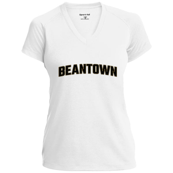 Women's Premium Cotton Beantown Hockey Themed+