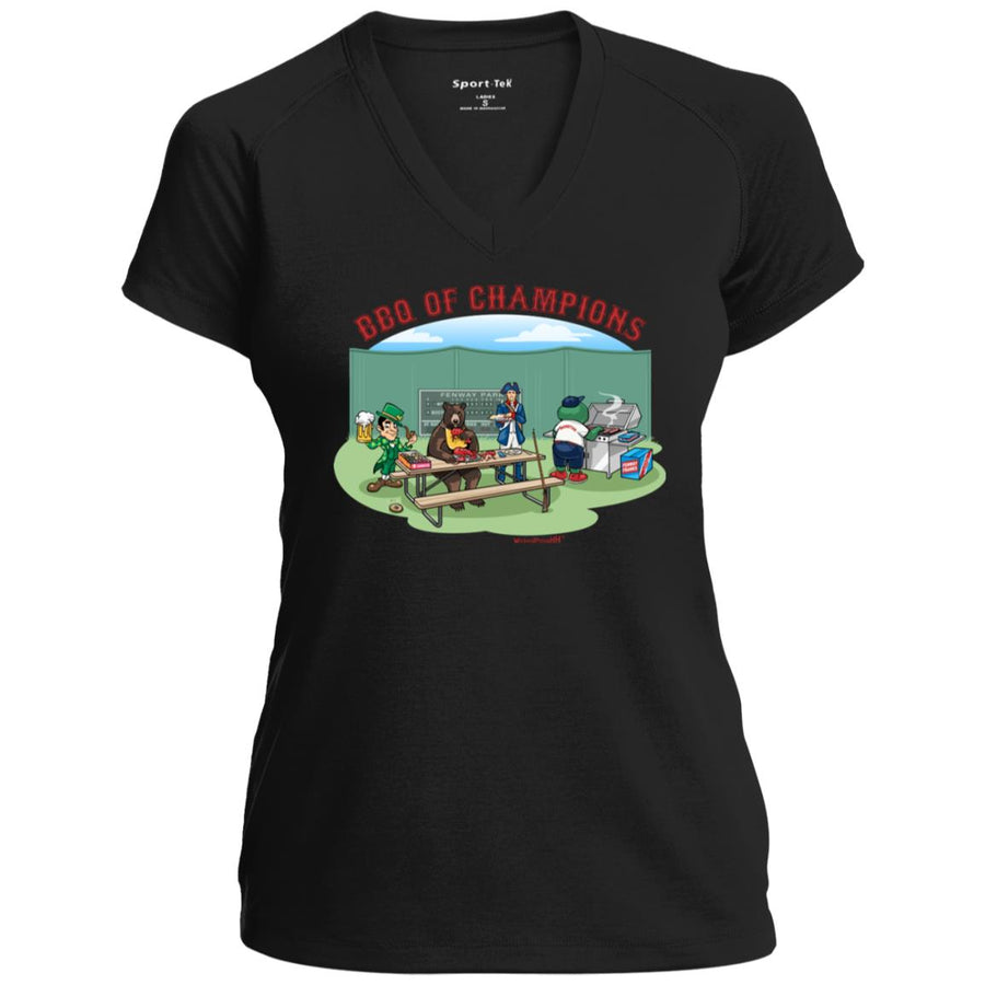 Women's Premium Cotton BBQ of Champions+