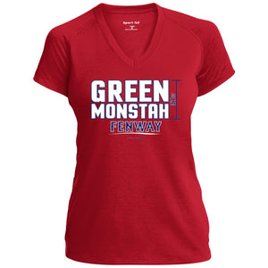 Women's Premium Cotton Green Monstah 37 Feet