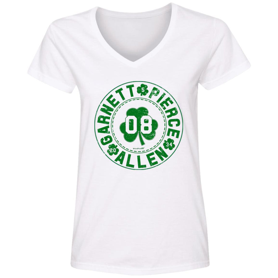 WPFC Women's V-Neck T-Shirt The Big Three