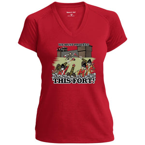 Women's Premium Cotton We Must Protect This House!+