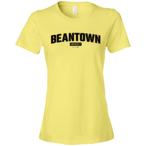 Women's Premium Cotton Beantown Hockey+