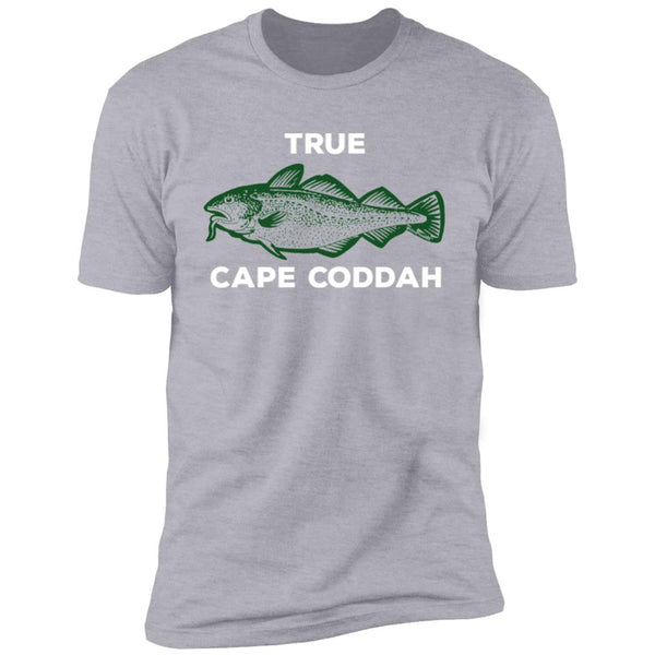 Men's Premium Cotton True Cape Coddahh