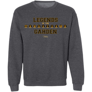 Unisex Cotton Crewneck Sweatshirt Legends of the Gahden Hockey