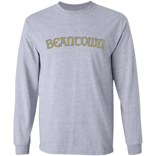 Men's Premium Cotton Beantown Basketball