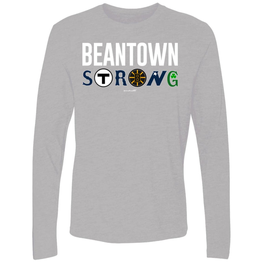 Men's Premium Cotton Beantown Strong