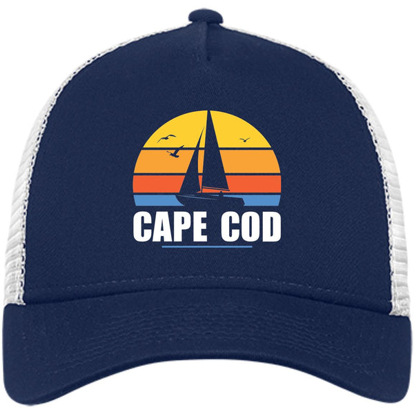Snapback Trucker Hat Sail Away at the Cape