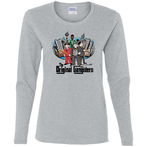 Women's Premium Cotton The Original Ganstahs+