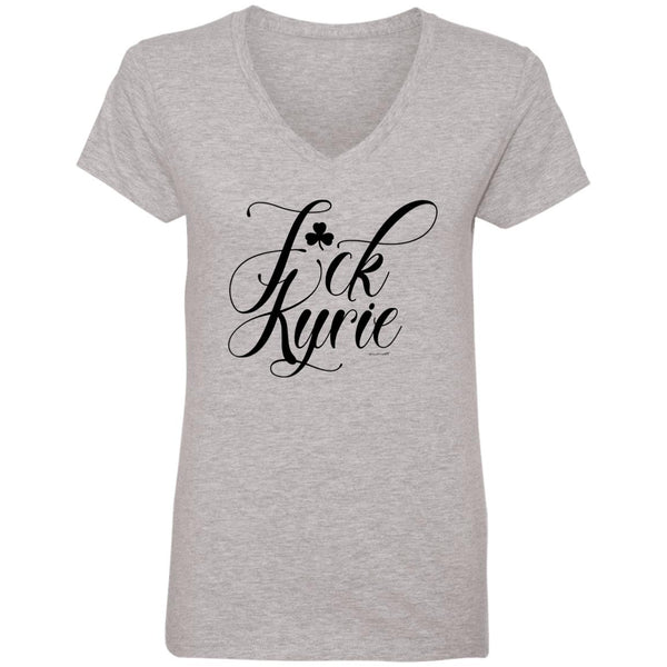 WPFC Women's V-Neck T-Shirt F Kyrie