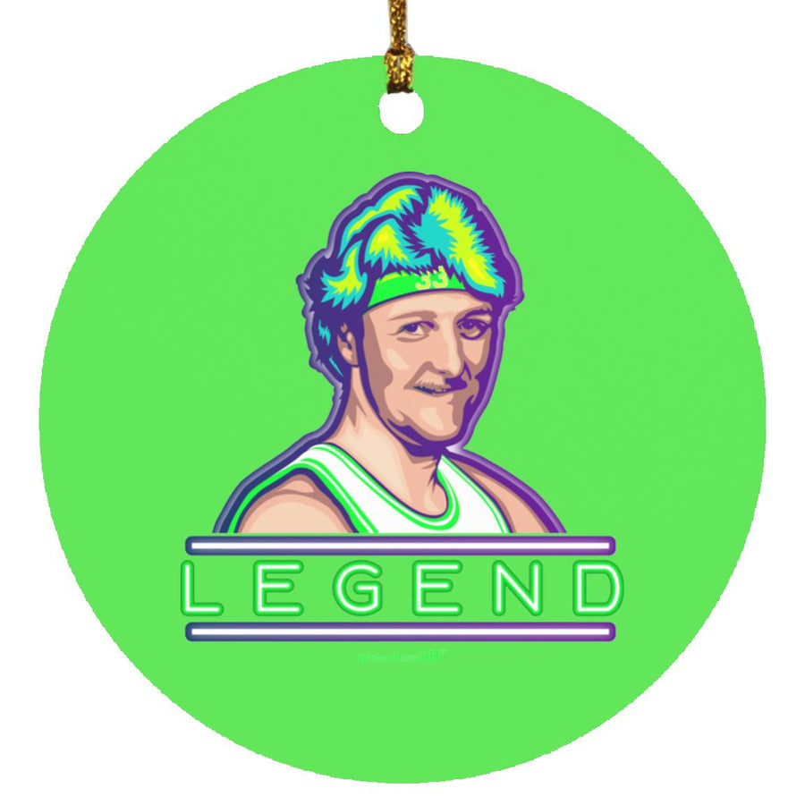 Legend Larry Ornament