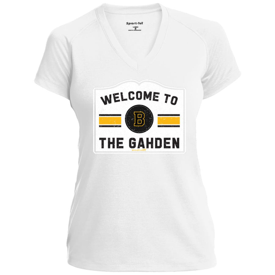Women's Premium Cotton Welcome to the Gahden