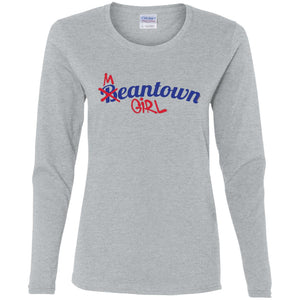 Women's Premium Cotton Meantown Girl+