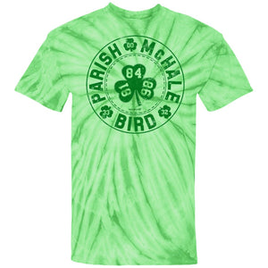 -Men's Premium Cotton The Real Big 3 Green Letters