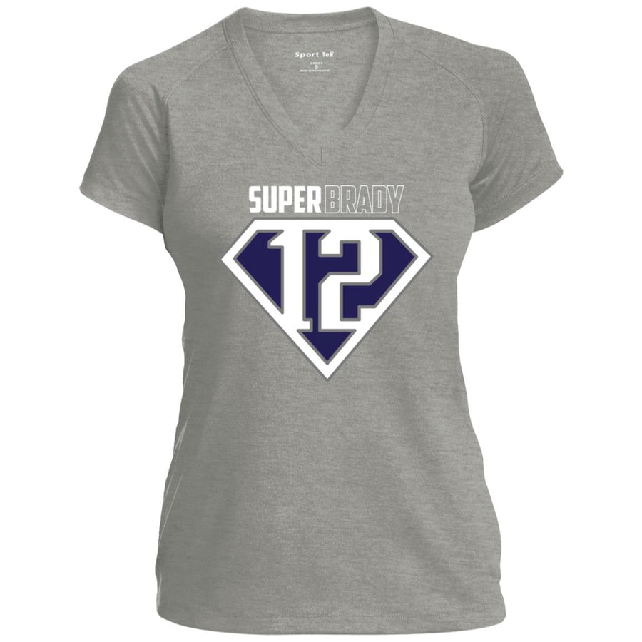 Women's Premium Cotton Super Brady Diamond White Letters+