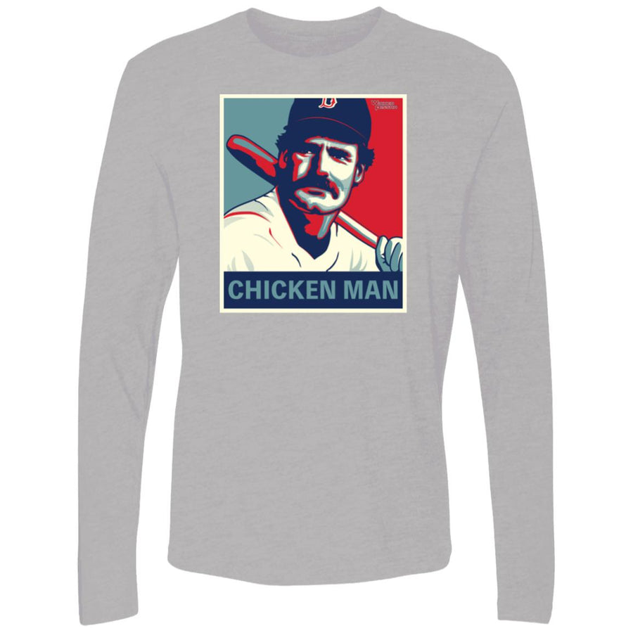 Men's Premium Cotton Chicken Man
