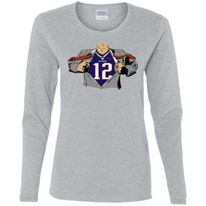 Women's Premium Cotton Super Brady+