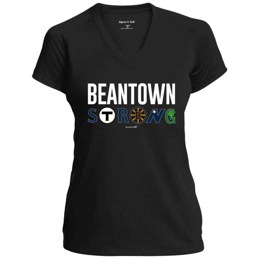 Women's Premium Cotton Beantown Strong