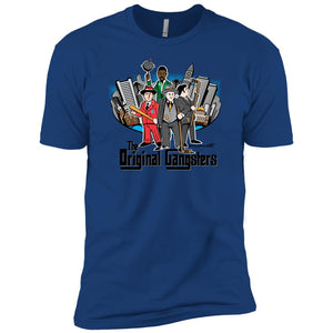 -Men's Premium Cotton Original Gangsters