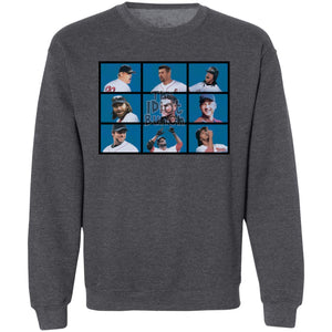 Unisex Cotton Crewneck Sweatshirt The Idiot Bunch