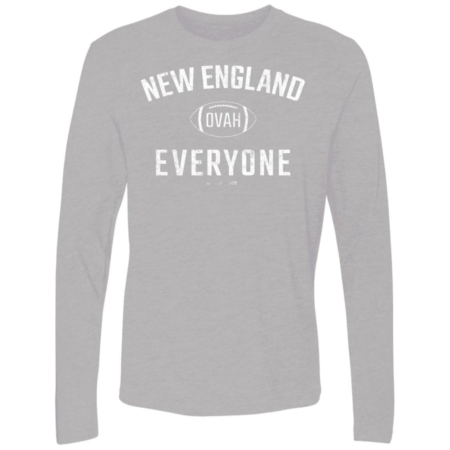 Men's Premium Cotton New England Ovah Everyone