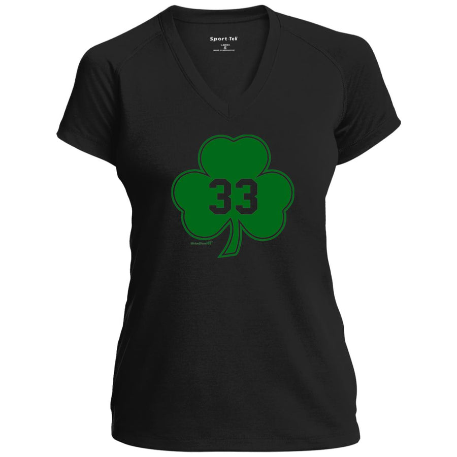 Women's Premium Cotton #33 Shamrock Green Version+