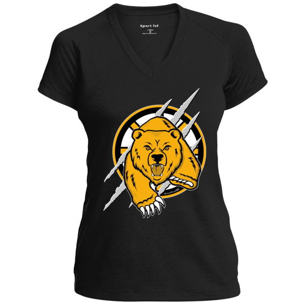 Women's Premium Cotton Bear is Coming For You Logo+