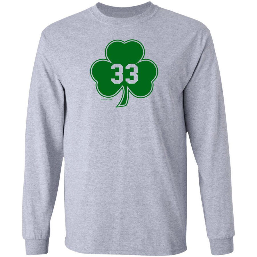 -Men's Premium Cotton #33 Shamrock Green Version