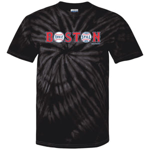 -Men's Premium Cotton Tie Dye Boston Baseball-Yankees Suck