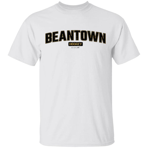 -Men's Premium Cotton Beantown Hockey