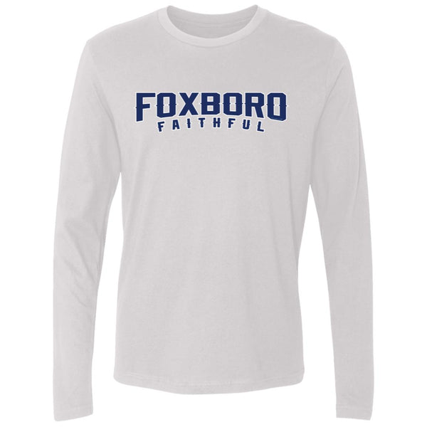 Men's Premium Cotton Foxboro Faithful