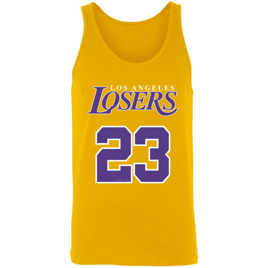 Men's Premium Cotton Los Angeles Losers Tank